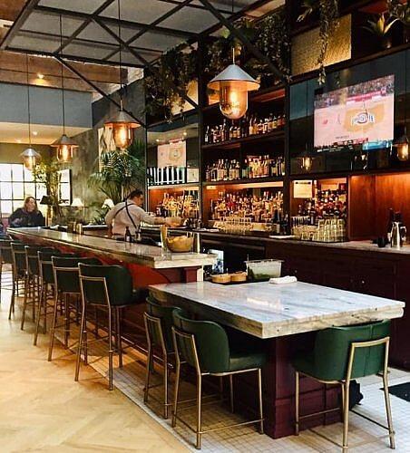 Eliza Jane lobby bar