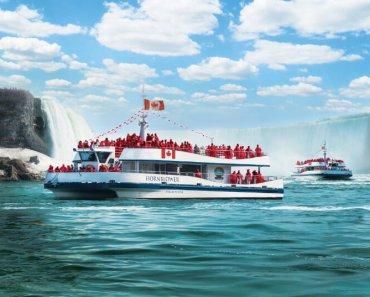 Hornblower Niagara Cruise Niagara Falls