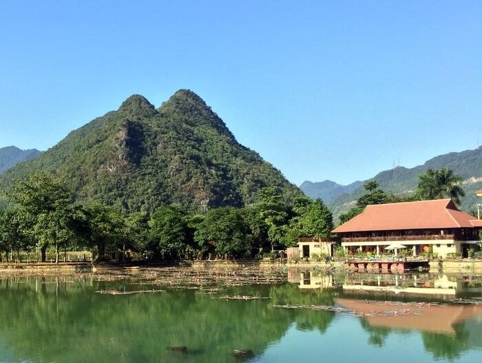 Mai Chau Lodge, Vietnam