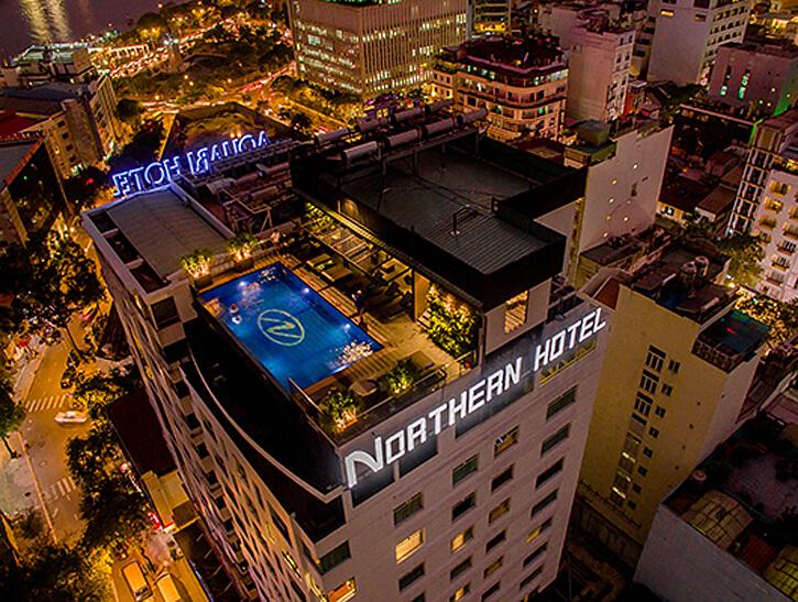 Northern Saigon Hotel in Ho Chi Minh City, Vietnam