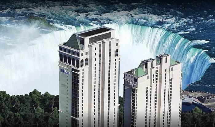Hilton Niagara exterior