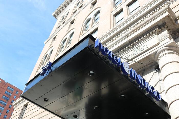 Hotel Indigo: A Baltimore Beauty Near Much to Do