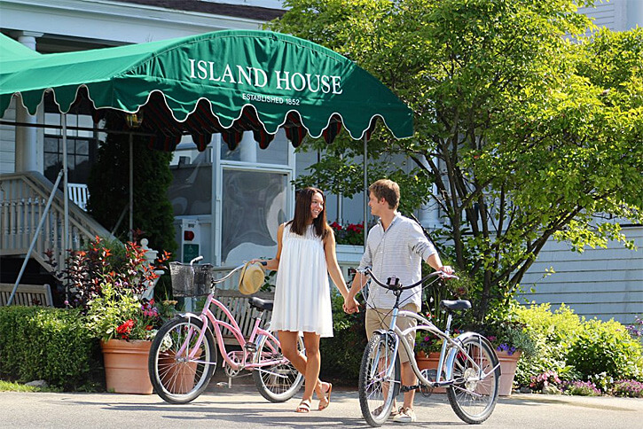 Island House, Mackinac Island, Michigan