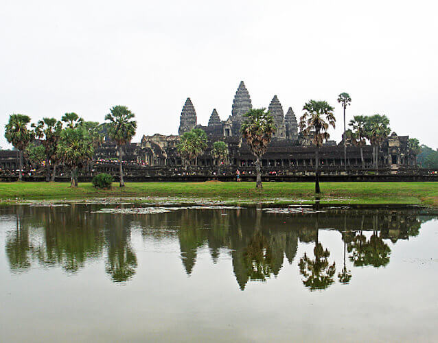 Angkor Wat Temple, Siem Reap, Cambodia (Photo by Susan McKee)