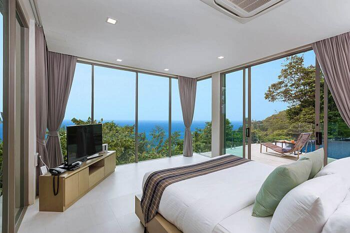 Romantic Phuket honeymoon villas