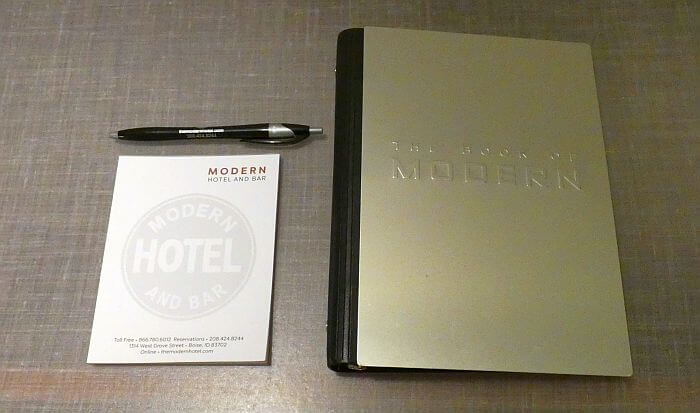 The Modern Hotel Boise Idaho