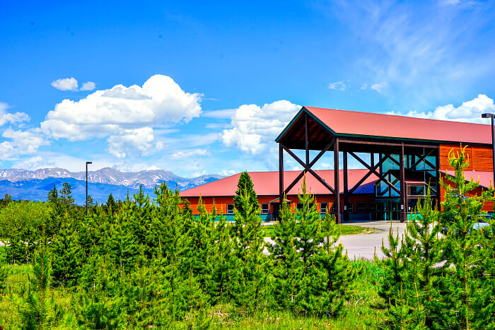 Take the family to this budget-friendly Colorado Getaway, Indian Peaks Lodge at Snow Mountain Ranch in Granby Photo credit: YMCA of the Rockies