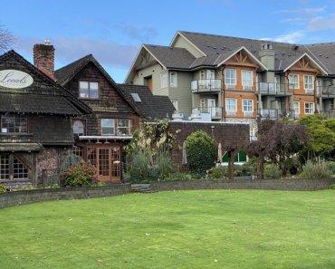 Old House Hotel & Spa, Courtenay BC Canada