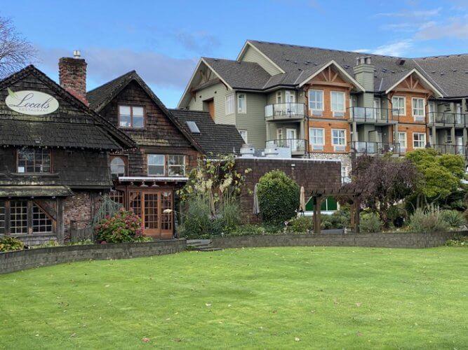 Old House Hotel & Spa, Courtenay BC Canada