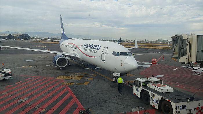 Mexico City International Benito Juarez Airport