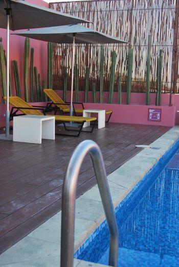City Centro Oaxaca pool
