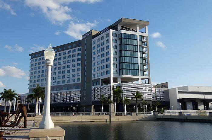 Luminary Hotel Fort Myers Florida