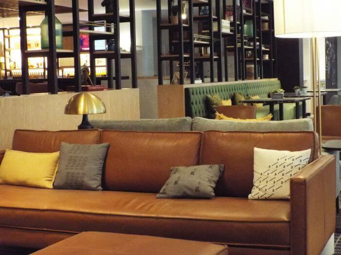 Sheraton Santa Fe Lounge