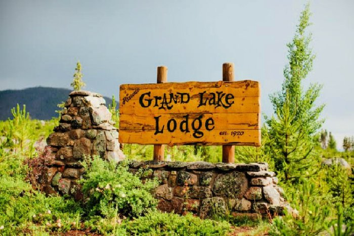 Welcome to your next historic retreat in Colorado. Photo: Grand Lake Lodge