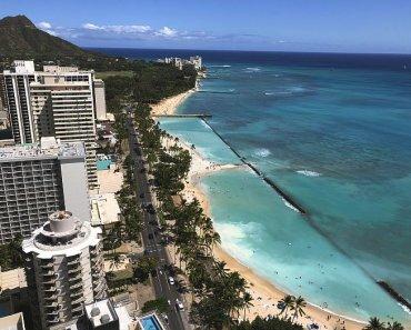 Ocean Views at Hyatt Regency Waikiki Beach Resort and Spa