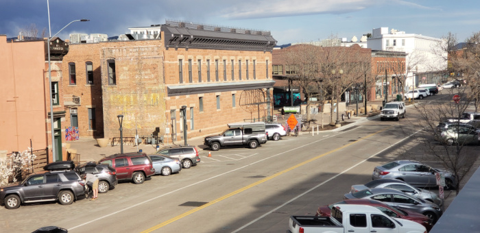 Elizabeth Hotel is located steps from Old Town Fort Collins
