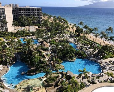 Make a Splash at The Westin Maui Resort & Spa, Kaanapali