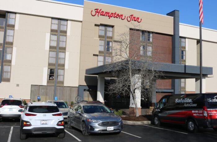 Hampton Inn Lexington