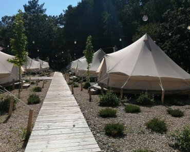 Selina Geres: Glamping in Portugal's National Geres Park