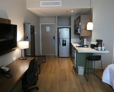 New Rooms and a Kitchen at Staybridge Suites Guadalajara Novena