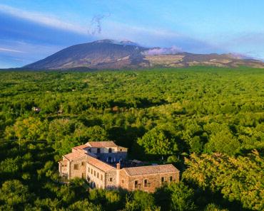 Sicily's Bosco Ciancio: From Chestnut Plantation to Rustic Getaway