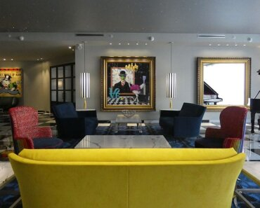 Hotel Monsieur Jean: an Artistic Option in the Heart of Quebec City