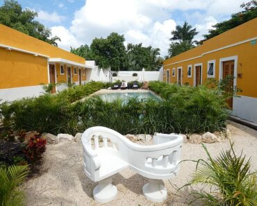 Unknown Hotel Merida is Worth Getting to Know