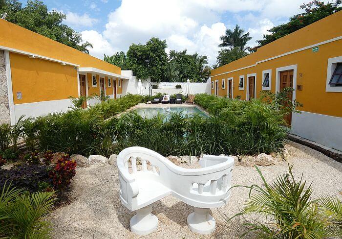 Unknown Hotel Merida Yucatan